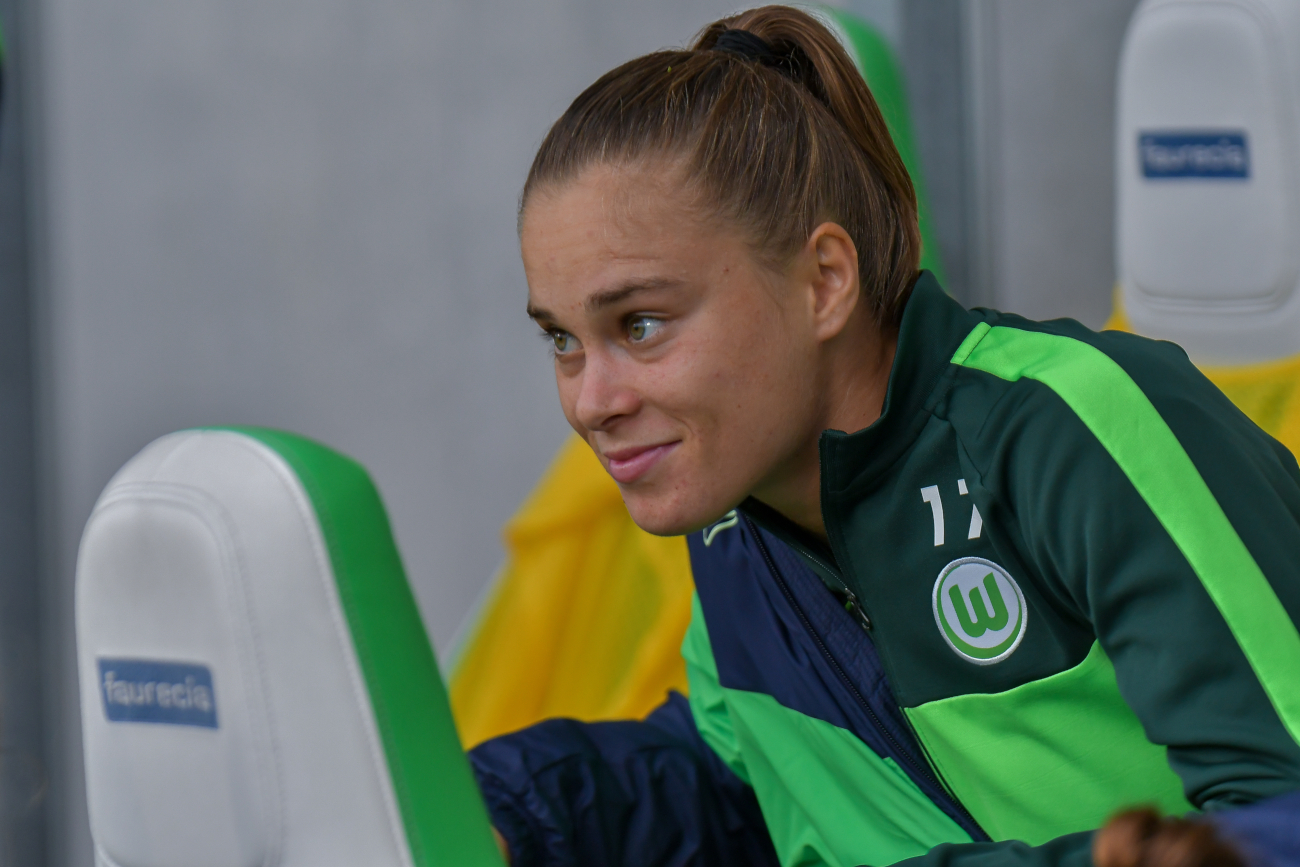 Ewa Pajor VfL Wolfsburg